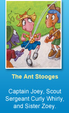 The Ant Stooges