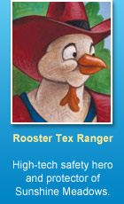 Rooster Tex Ranger